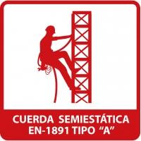 Cuerda Semiestática EN-1891